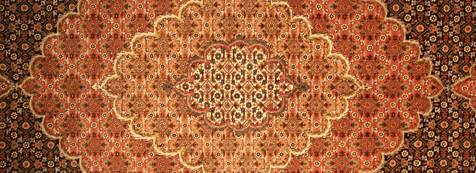 Years of family knowledge & experience of oriental carpets