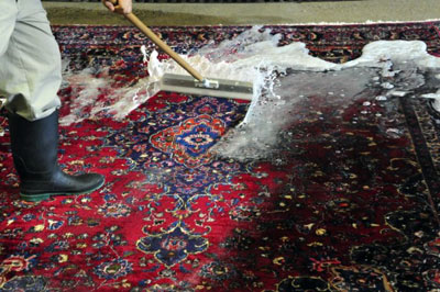 Oriental Carpet cleaning in Chester, Cheshire