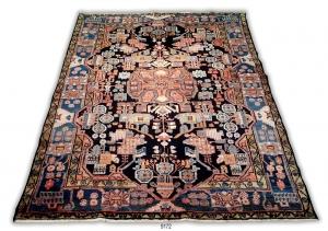 Pile rugs