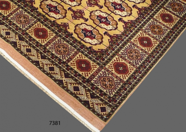 Extremely fine Silk Bukhara 7381