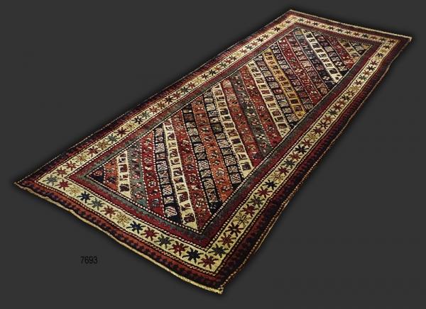 Kazak Genje (antique) 7693
