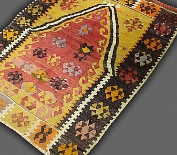 Anatolian kilim (antique) 7956