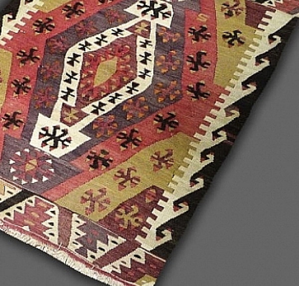 Anatolian kilim (antique) 7958