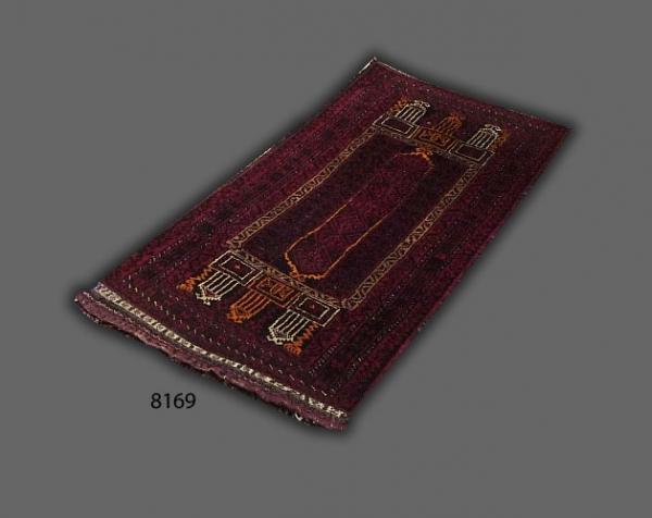 Beluch-bag (antique) 8169