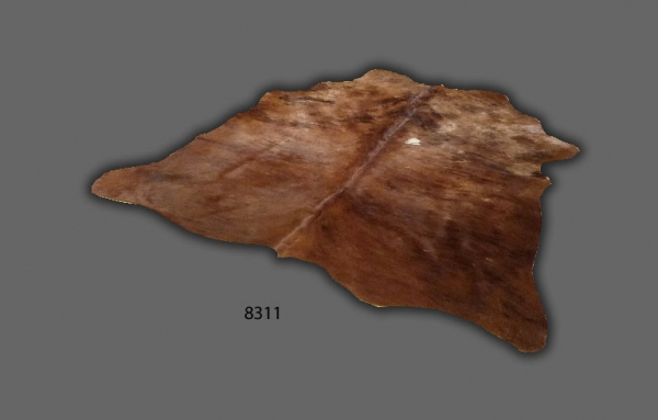 Cowhide, Red 8311