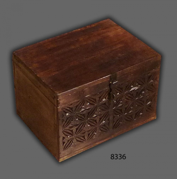 Carved Box 8336
