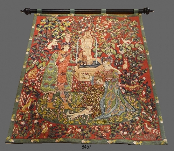 French Tapestry 8457