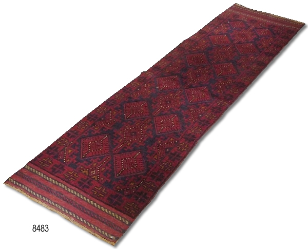 Belouch Moshwani Runner 8483