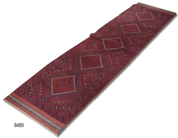 Belouch Moshwani Runner 8489
