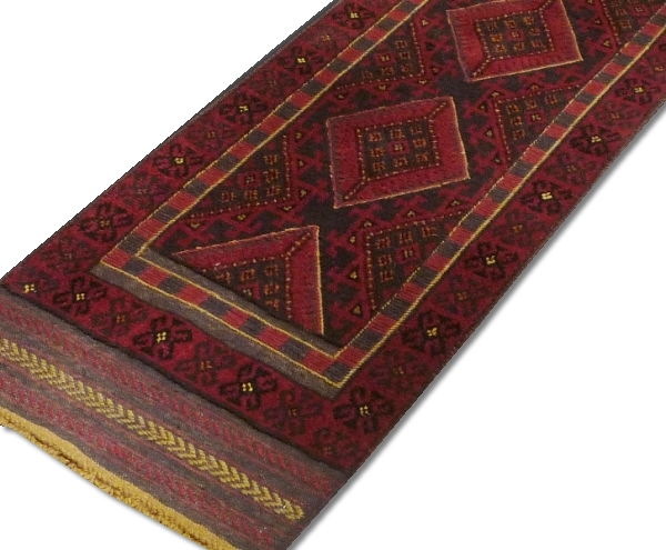 Belouch Moshwani Runner 8491