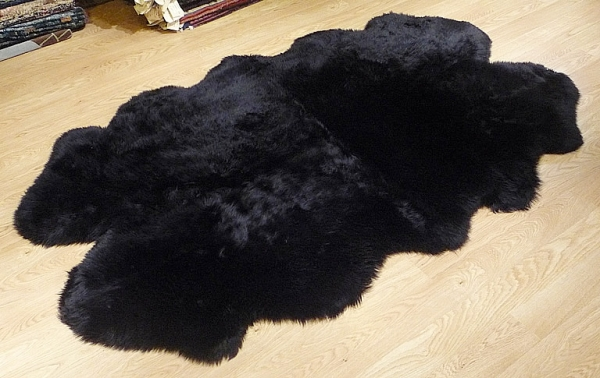 New Zealand Quad Sheepskin 8499