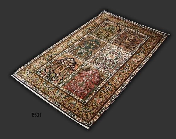 Silk Kashmir 8501*SOLD*