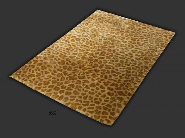 Silk Indian Leopard 8552
