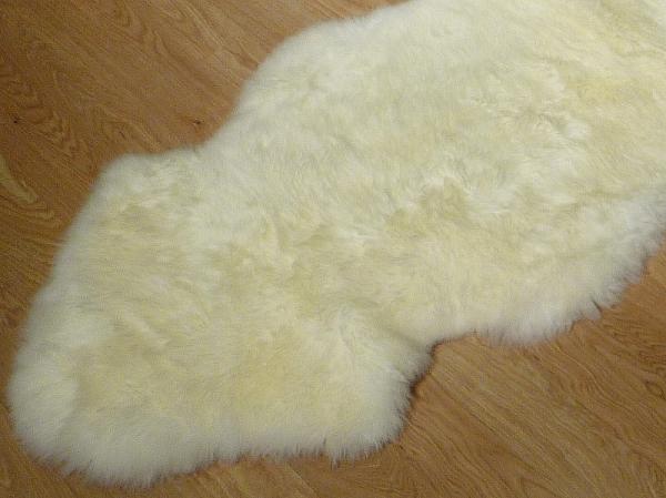 Long Wool Double Sheepskin 8588