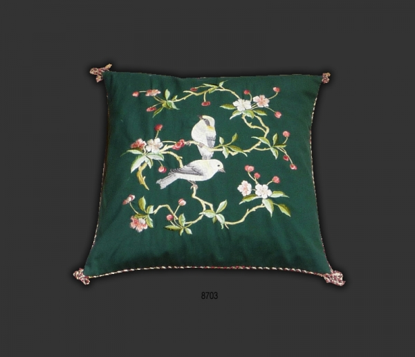 Silk Cushion 8703