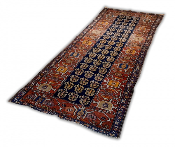 Kurdish runner 9548 (antique)