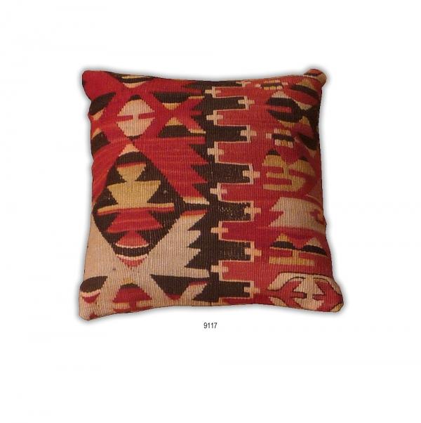Anatolian Kilim Cushion 9117