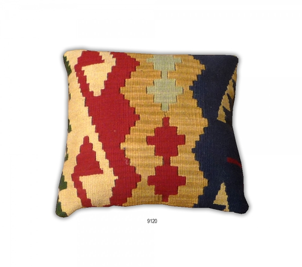 Anatolian Kilim Cushion 9120