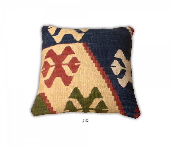 Anatolian Kilim Cushion 9122