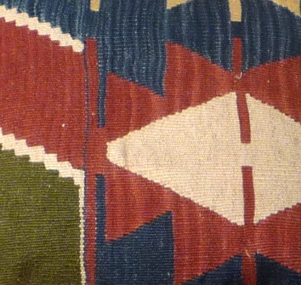 Anatolian Kilim Cushion 9125