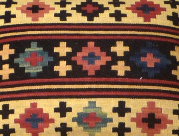 Anatolian Kilim Pillow 9129