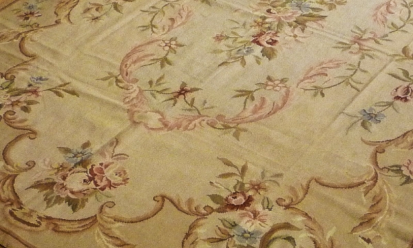 Aubusson Needlepoint Tapestry 8785