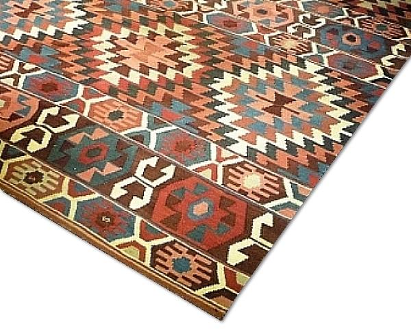 Shirvan kilim (Antique) 3022