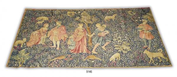 Flemish Tapestry 9146