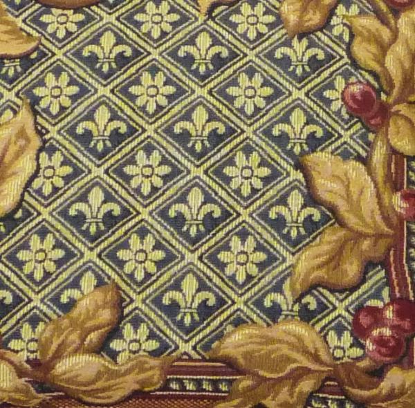 Fleur De Lvs Gold 8813