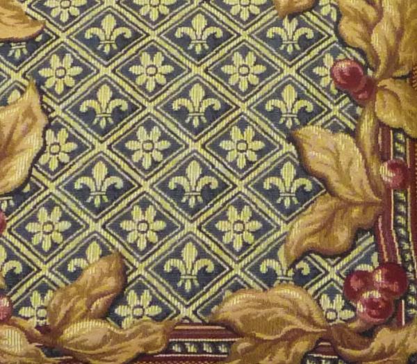 Fleur De Lvs Gold 8814