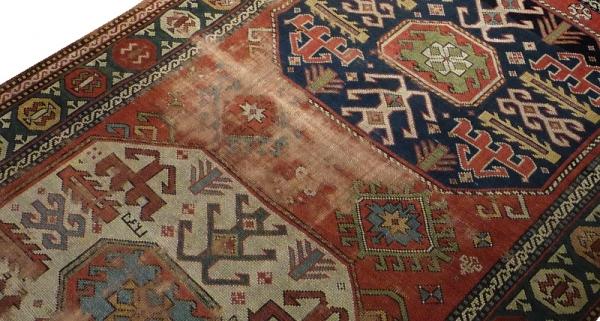 Kazak Genje (Antique) 7786