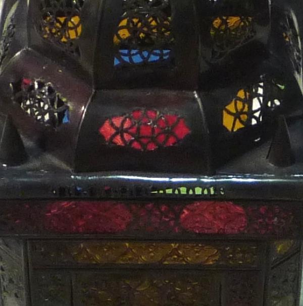 Moroccan Lantern 9289