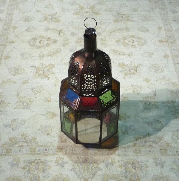 Moroccan Lantern 9294