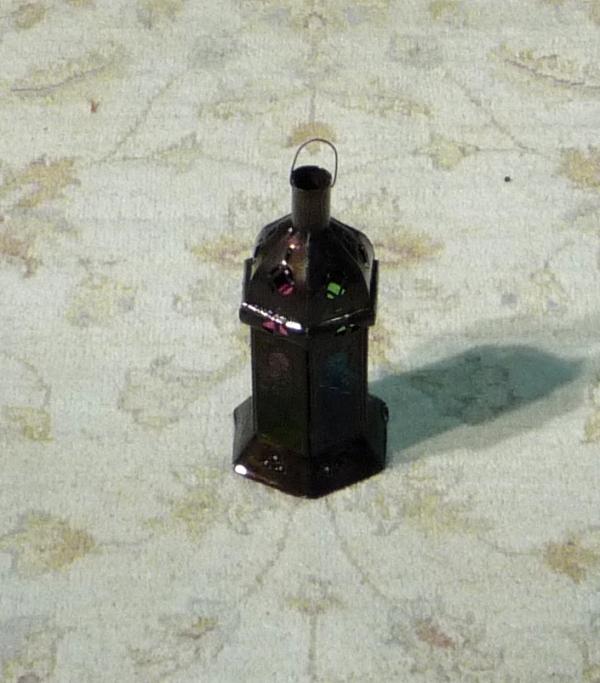 Moroccan Lantern 9296