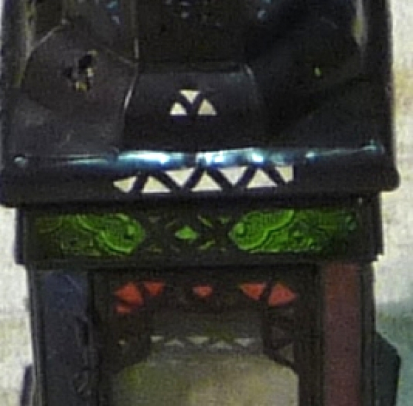 Moroccan Lantern 9302