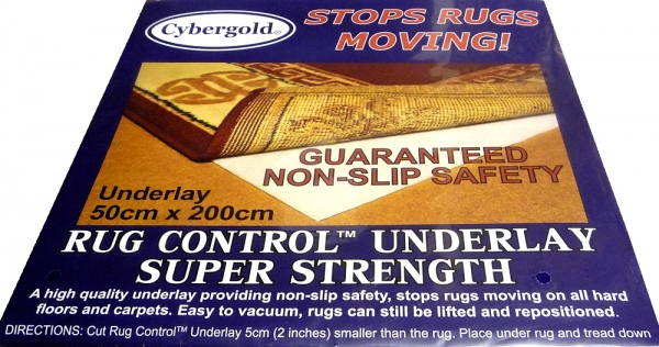 Rug Control Underlay, Pre-Packed 0102 available 4