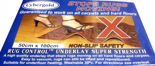 Rug Control Underlay, Pre-Packed 0103