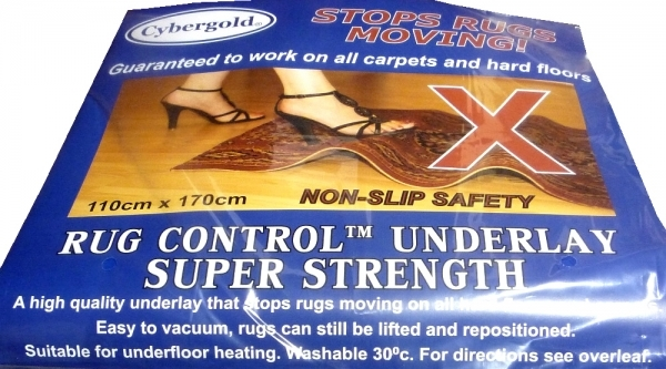 Rug Control Underlay, Pre-Packed 0107 available 24
