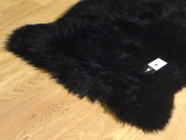 Sheepskin Black 8986