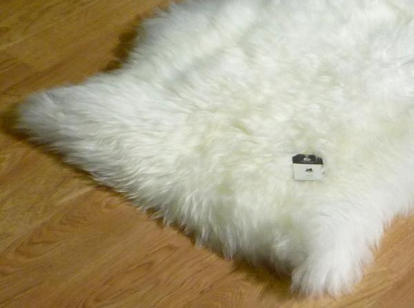 Sheepskin Ivory 8999