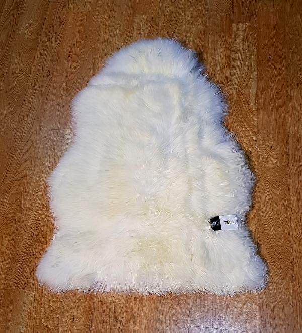 Sheepskin Ivory 9565