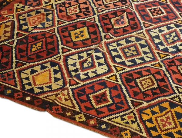 Shirvan Kilim (Antique) 8233