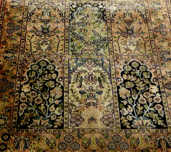 Silk Kashmir 9155