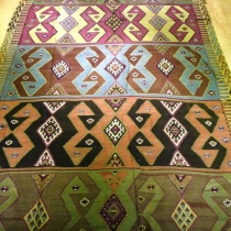 Anatolian kilim (Antique) 0278