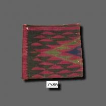 Kilim Cushion 7586