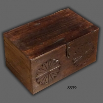 Carved Box 8339
