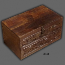 Carved Box 8341