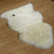 Long Wool Sheepskin 8609