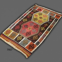 Anatolian Kilim (Antique) 7957