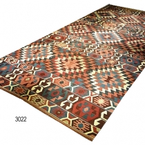 Shirvan kilim (Antique) 3022